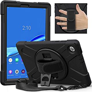Sponsored Ad – Herize Case Compatible with Lenovo Tab M10 FHD Plus 10.3 Inch (2020 2nd Gen), Rugged Heavy Duty Shockproof ...