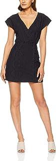 THIRD FORM Women's Fields Cross Over Dress, Black