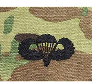 Army Basic Parachutist Sew-On Badge - OCP