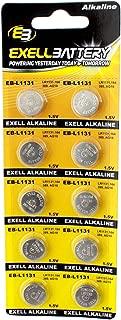 10 x Vinnic Size LR54 V389 389 AG10 L1131 Alkaline Watch Battery