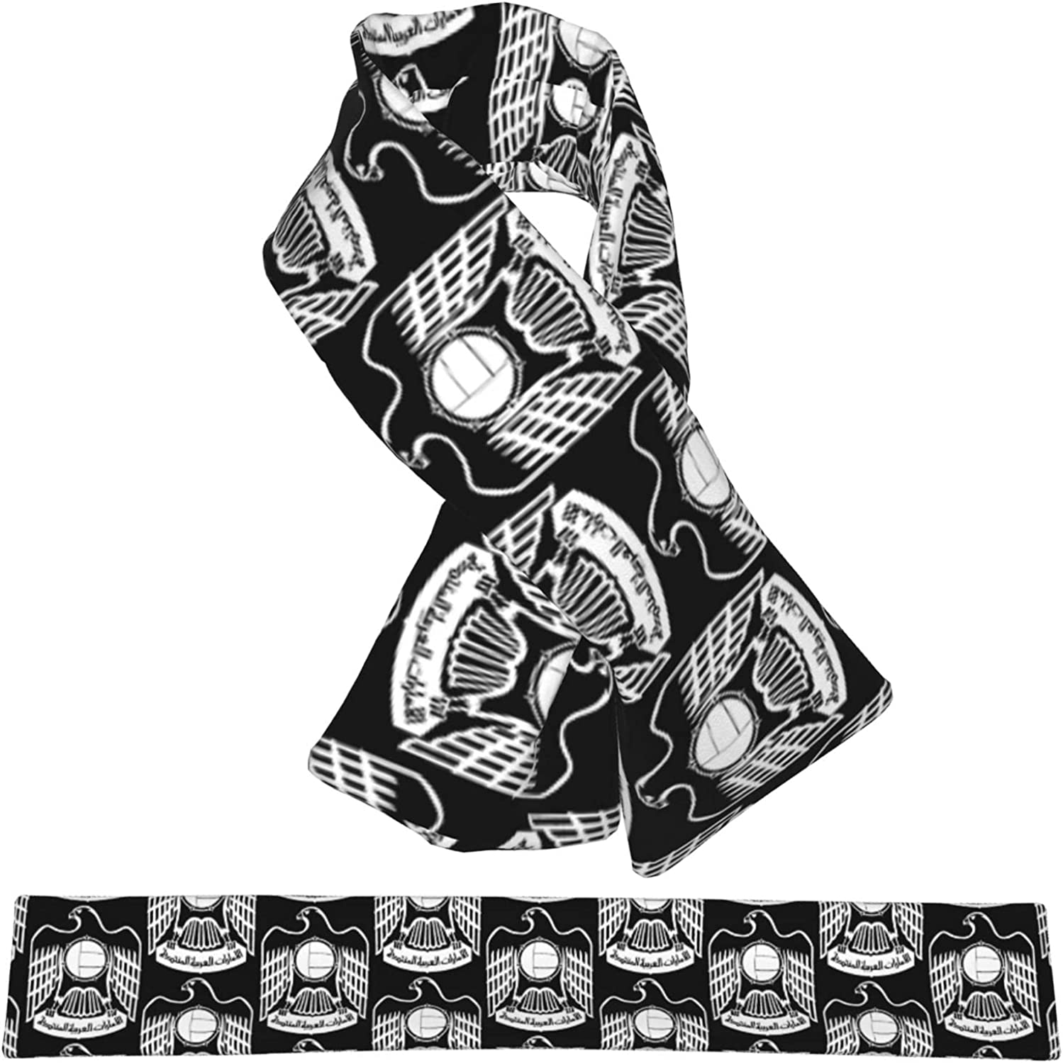 Flag Of The United Arab Emirates Shaw Direct stock discount Ranking TOP8 Cross Scarf Collar Flannel