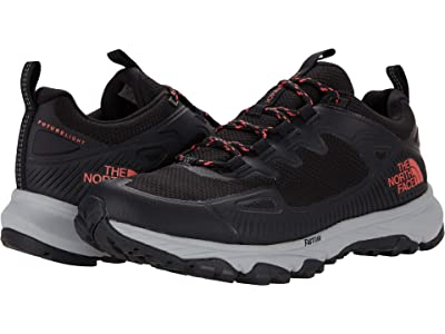 The North Face Ultra Fastpack IV Futurelight (TNF Black/Fiesta Red) Women