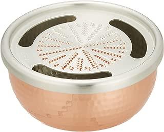Shinko temple pure copper grater in 0.57L (japan import)