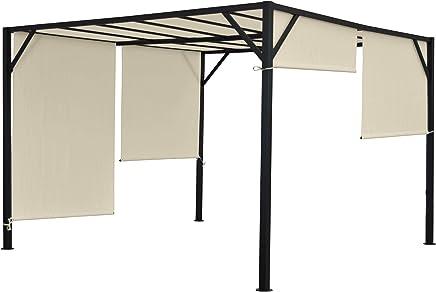 Bekannt Suchergebnis auf Amazon.de für: Flachdach Pavillon: Garten SB94