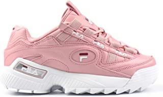 Fila Womens D Formation White