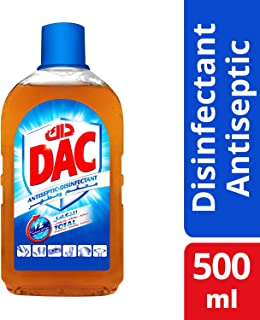 DAC Antiseptic Liquid Cleaners, 500 ml