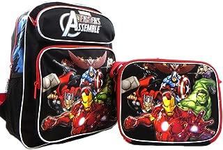 Kids Boys Licensed Avengers Iron Man Hulk Thor 14