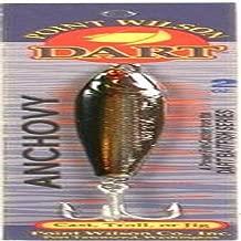 Point Wilson Dart Anchovy Jig, 2-Ounce, Green Nickel