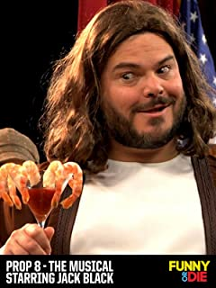 Prop 8 - The Musical starring Jack Black