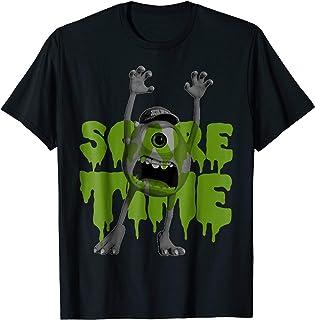 e355e2c33dc Disney Pixar Monsters Inc. Mike Scare Time Graphic T-Shirt