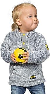 Borussia Dortmund Unisex Kinder Teddysweatshirt Teddysweatshirt Für Kleinkinder
