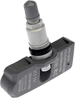 Dorman 974-301 Programmable Tire Pressure Monitoring System Sensor for Select Models