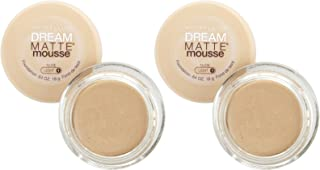 Best maybelline matte mousse foundation shades Reviews