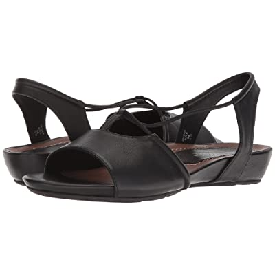 Earth Lacona Earthies (Black Premium Soft Leather) Women