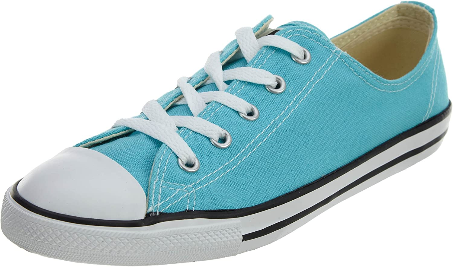 Converse Unisex-Adult Dainty Canvas Low Top Sneaker