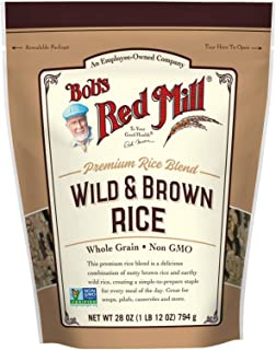 Bob's Red Mill Wild & Brown Rice Blend, 28 Ounce (Pack of 1)