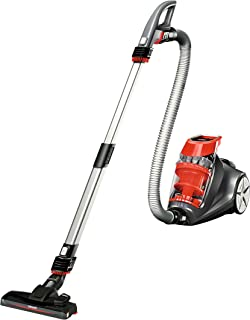 Bissell C3 Cyclonic Cylinder Vacuum Cleaner, 300W, Red -1229K