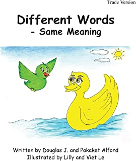 Different Words - Same Meaning - Trade Version