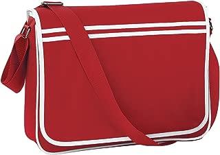 Retro Adjustable Messenger Bag (12 Liters)
