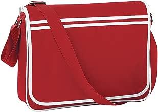 Bagbase Retro Adjustable Messenger Bag (12 Liters)