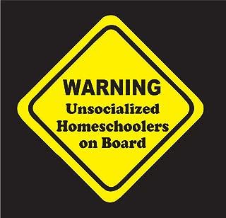 Best homeschool bumper stickers Reviews