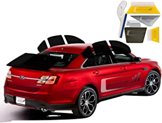 Tint Kits (Computer Cut) for All Four Door Cars (E) Full Tint with Tool Kit