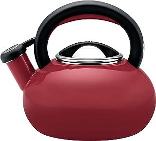 Best circulon whistling tea kettle Reviews