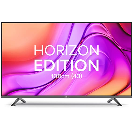 Mi 4A Horizon Edition 108cm (43 inches) Full HD Android LED TV (Black)