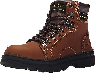 حذاء برقبة طويلة للرجال من AdTec مقاس 15.24 سم
