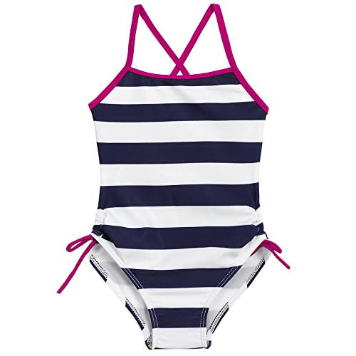 78783304d0df Arshiner Little Kids Strap One Piece Bathing Swimsuit 3-8Y