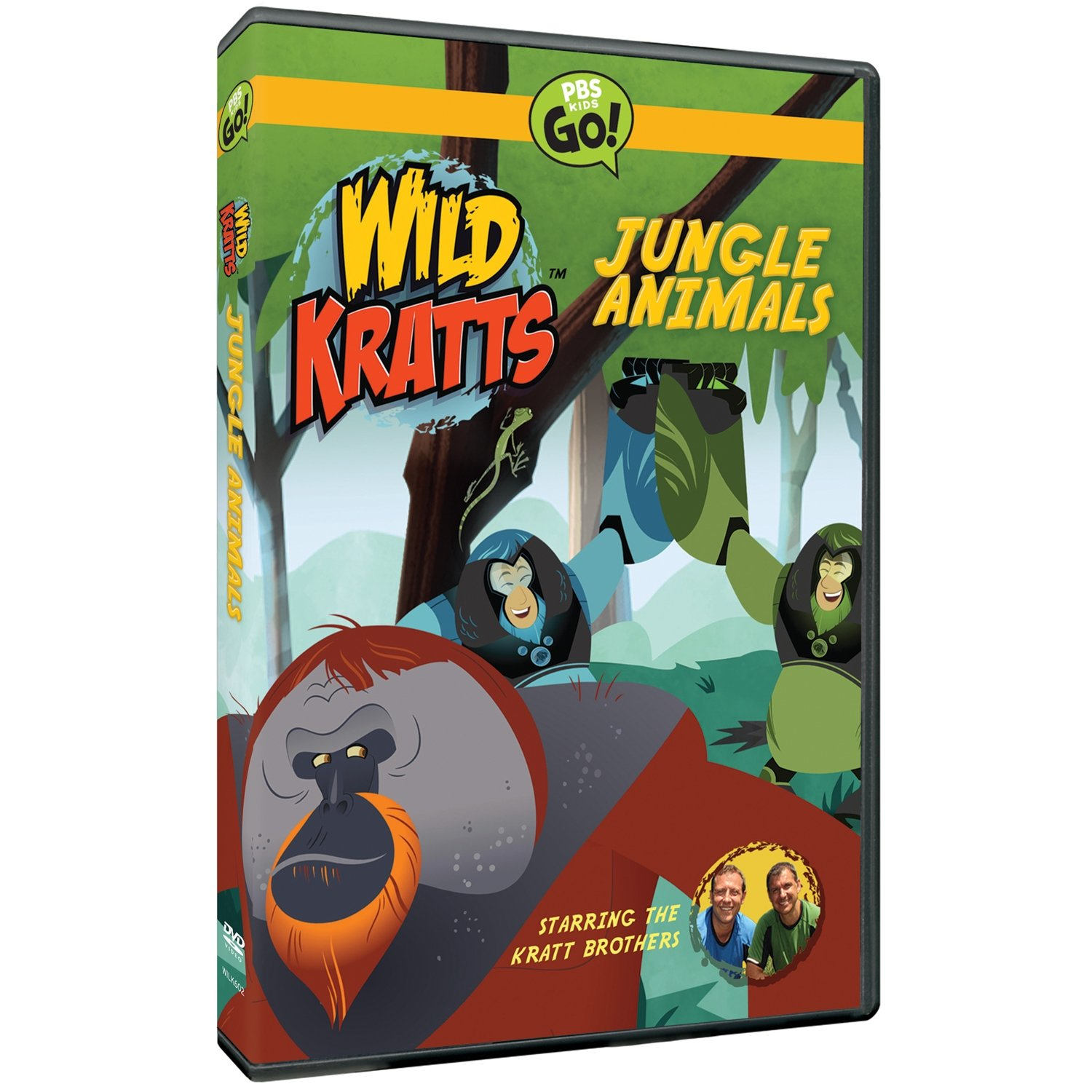 Selling Wild Kratts: Jungle Animals In stock