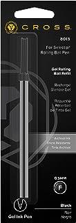 Cross Gel Rollerball Pen Refill - Black Fine (0.5MM) - Single Pack