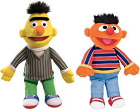 GUND Sesame Street Plush Animal Duo Pack, Bert/Ernie 14 inch