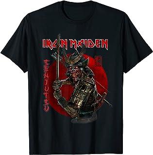 Iron Maiden - Senjutsu Eddie Red Circle T-Shirt