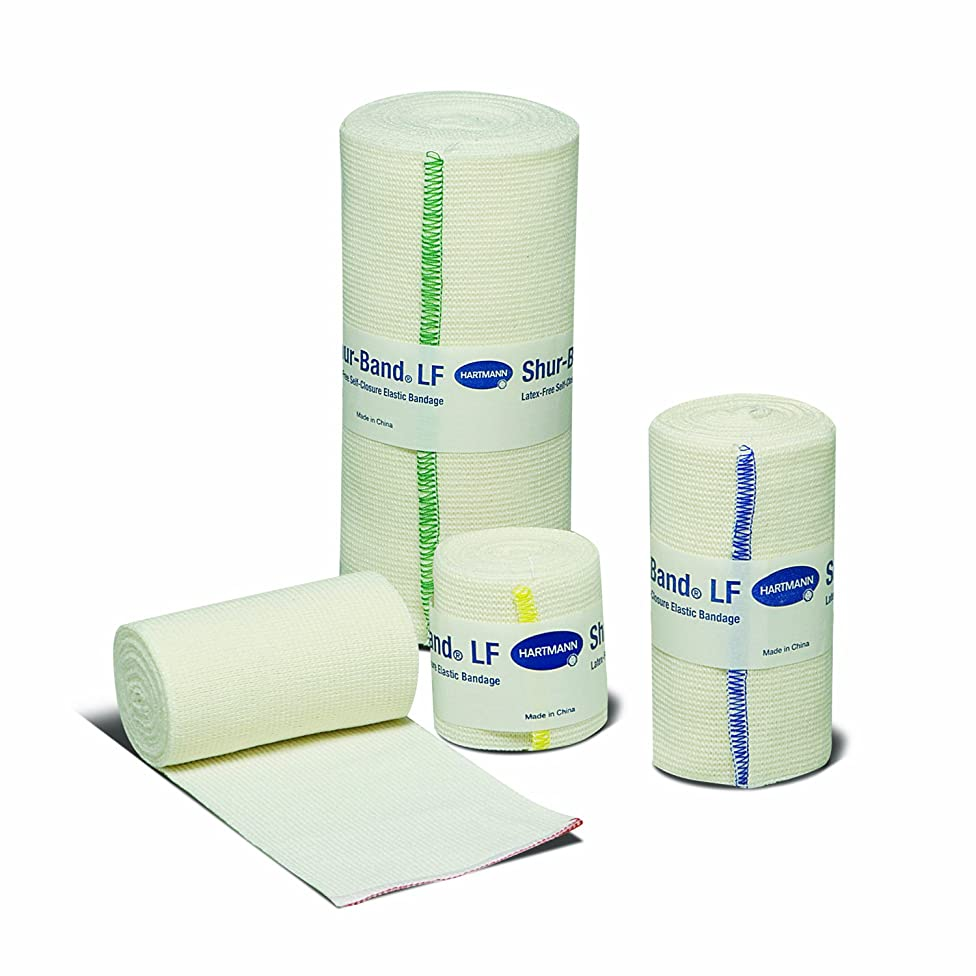 Complete Range of Hartmann USA Products (4 x 10 yds - 6 Bandages, Shur-Band? LF)