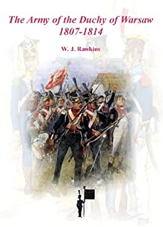 The Army of the Duchy of Warsaw 1807-1814 E-book on DVD