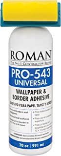 Roman PRO-543 20-ounce Universal Wallpaper Paste