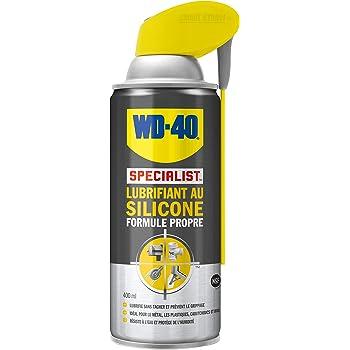 WD-40 Specialist Lubrifiant au Silicone Système Professionnel 400 ml (paquet de 12)