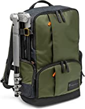 Manfrotto MB MS-BP-IGR Medium Backpack for DSLR Camera & Personal Gear (Green)