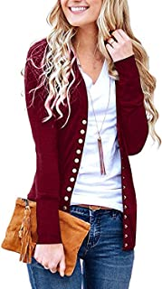 Best cranberry cardigan sweater Reviews