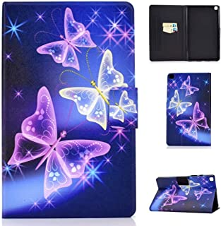 Galaxy Tab A 8.0 inch Case, T290 T295 T297 Case, PU Leather Folio Multi-Angle Viewing Full Body Protection Case for Samsun...