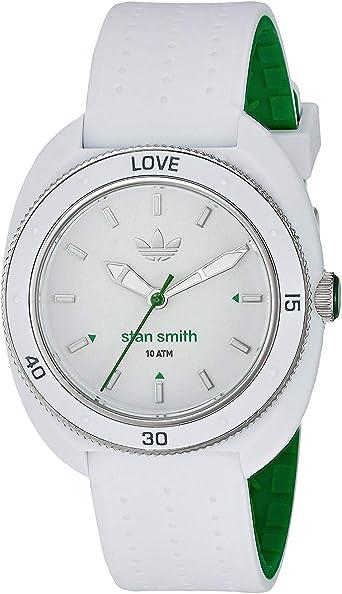 adidas - ADH3122 - Stan Smith - Montre Femme - Cadran Blanc ...