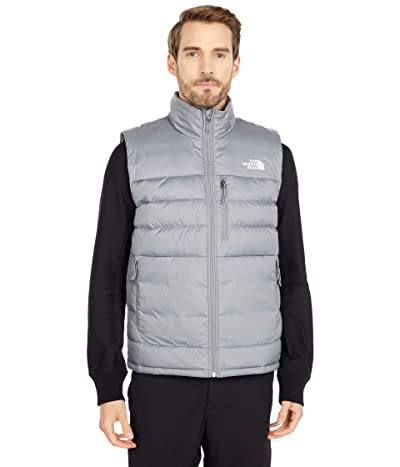 The North Face Aconcagua 2 Vest (TNF Medium Grey Heather) Men