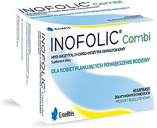 INOFOLIC 60 Sachets - PCOS Treatment, Inositol & Folic Acid; Ovulation