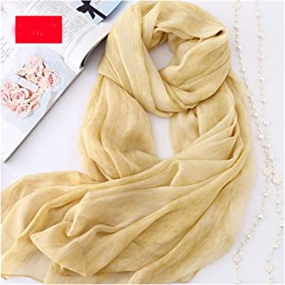 Polyester Scarf Print Shawl Multifunction Classic Scarf Beach Towel,Perfect Accent to Any Outfit (Color : 11, Size : 180x150)