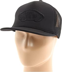 1d9752b7c26 Black. 95. Vans. Classic Patch Trucker