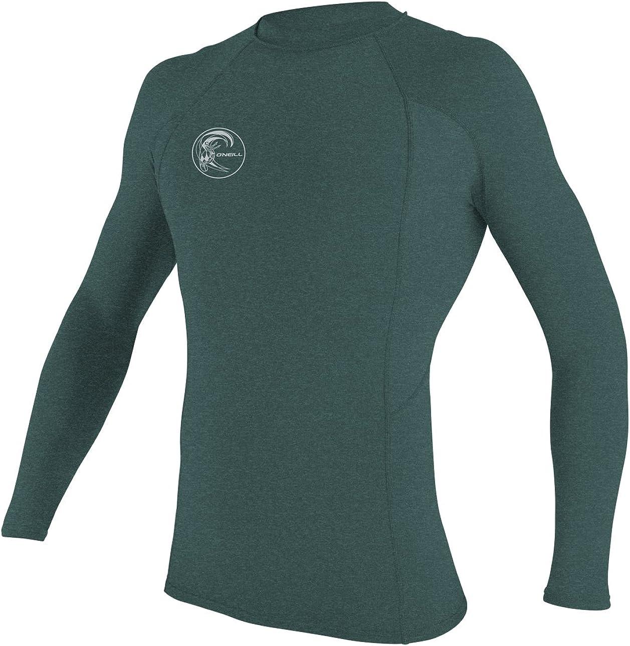 O'Neill UV Sun Financial sales sale Protection Mens Long Hybrid Crew Shirt Super sale Sleeve