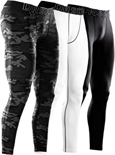 [DRSKIN] Compresión Tight Pants o camisas Base Capa Running polainas Hombres Mujeres