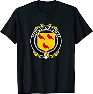 O'Gormley Coat of Arms - Family Crest T-Shirt
