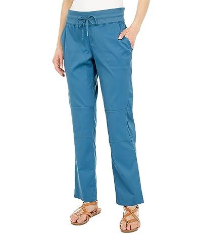 The North Face Aphrodite Motion Pants (Mallard Blue) Women